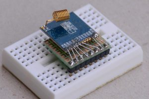 DFR1272f module adapter board